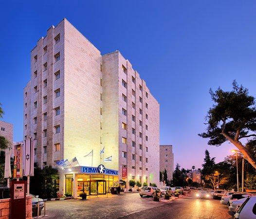 מלון פרימה פארק י-ם