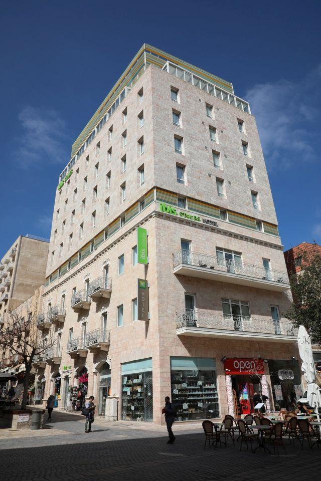 מלון איביס סטיילס ירושלים