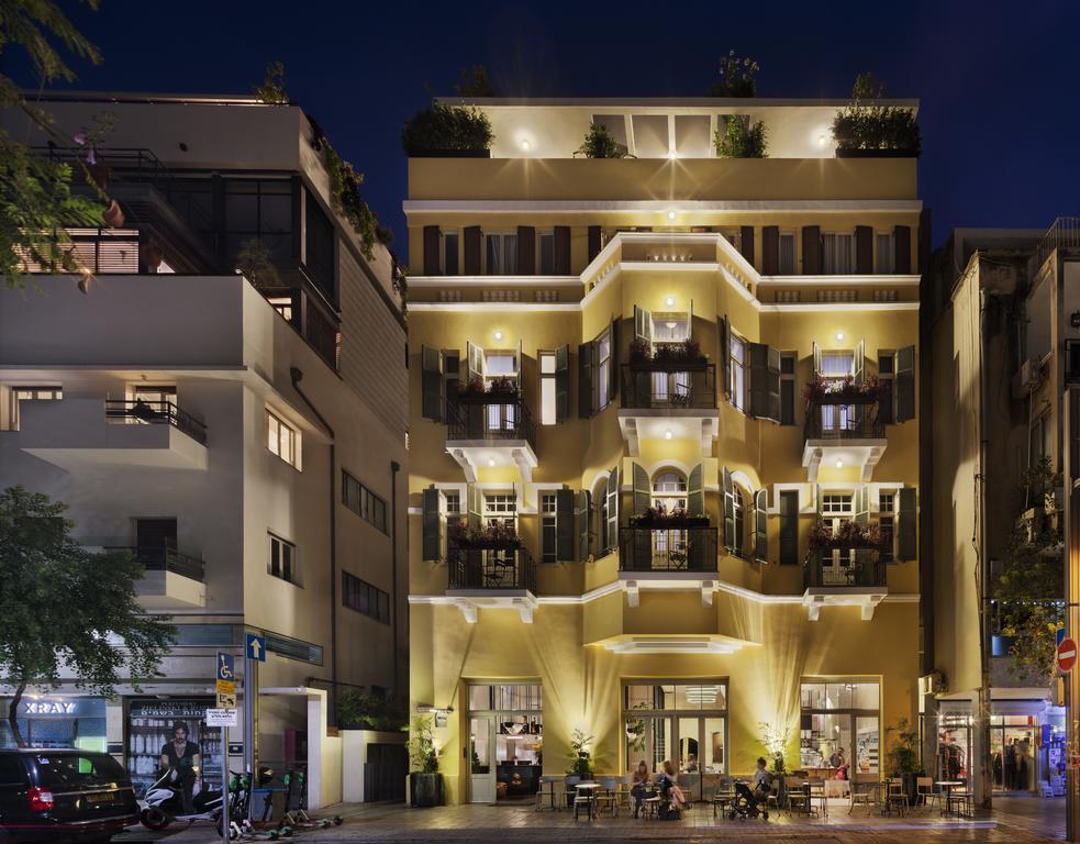 מלון סאם אנד בלונדי