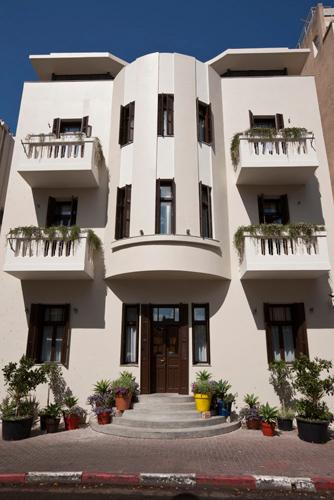 מלון טאונהאוס תל-אביב