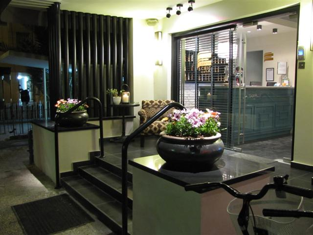 מלון סנטר שיק