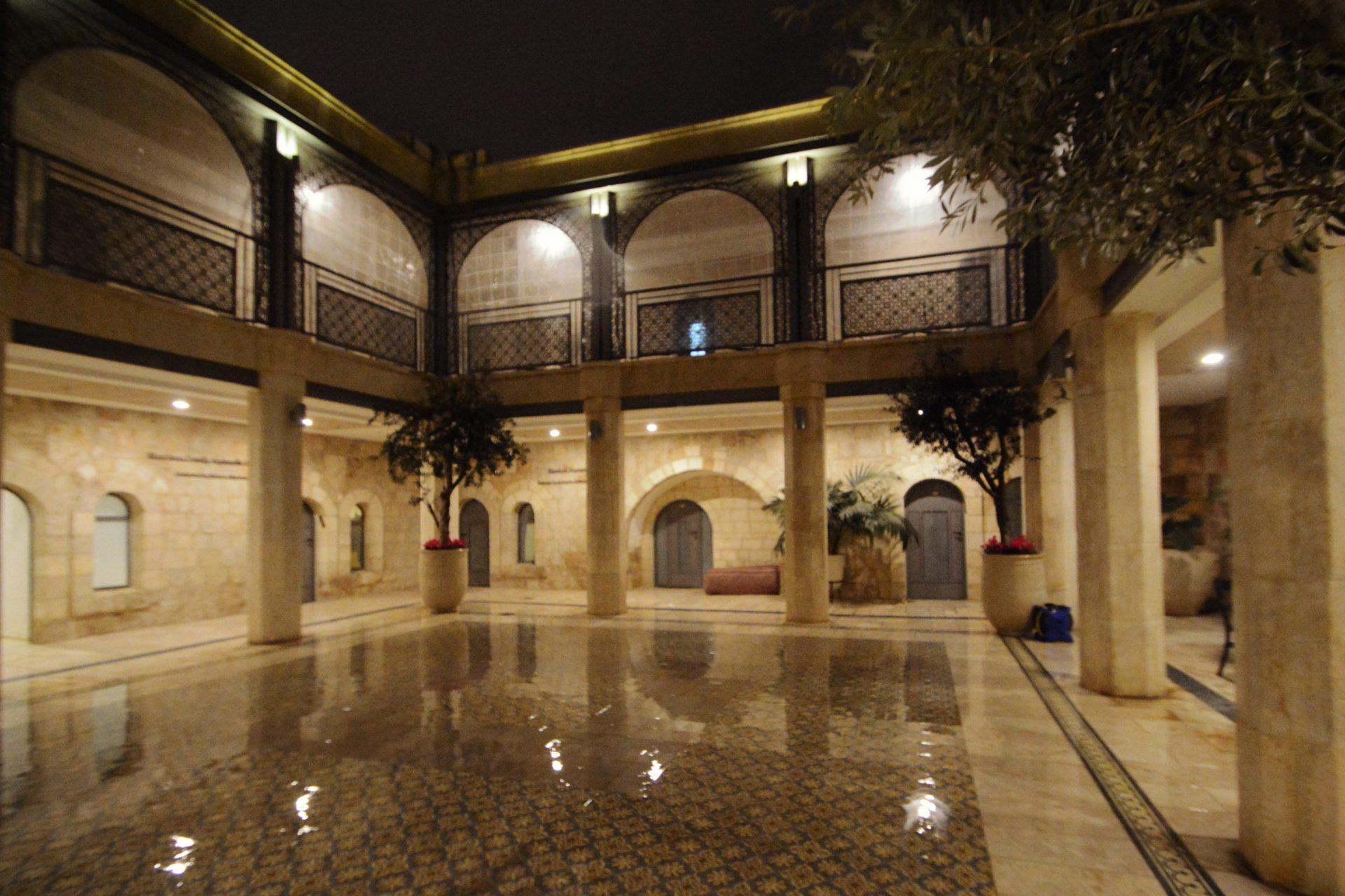 מלון הבית הספרדי בירושלים