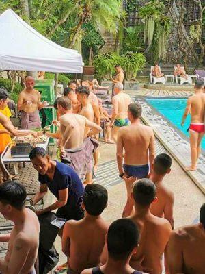 בבילון מלון גיי בנגקוק